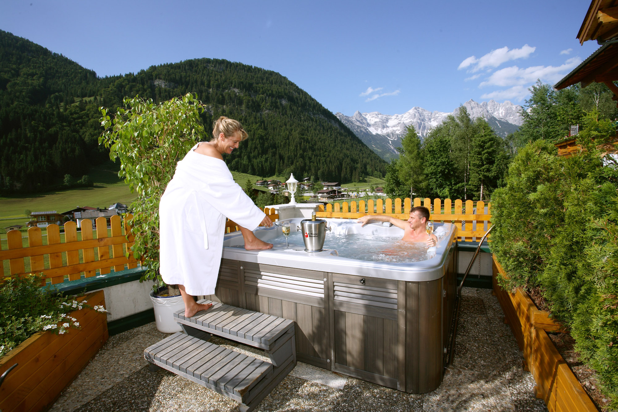 Hotel Unterlechner St Jakob In Haus Traditionshotels Tirol